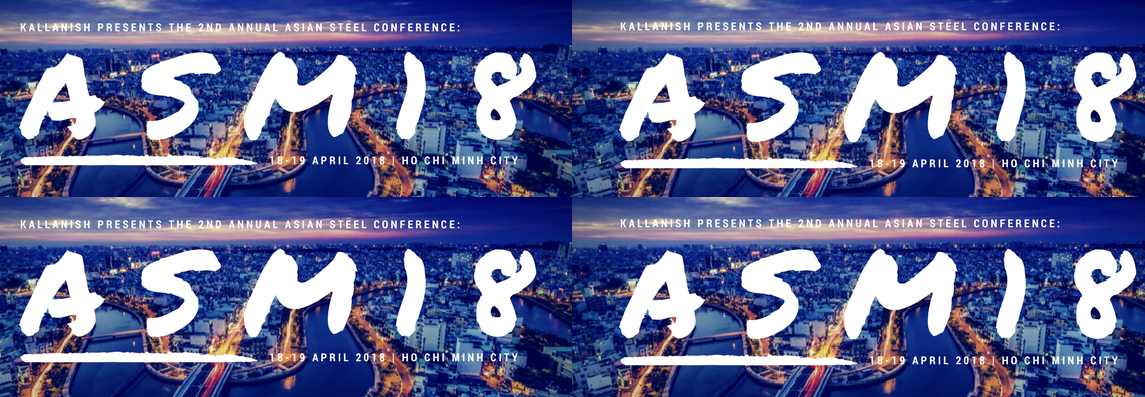 Asia Steel Markets 2018 Conference
